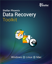 One of the many software solutions for disaster recovery - Stellar Data Recovery Affiliate Program