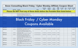 Black Friday Cyber Monday Deals 2015