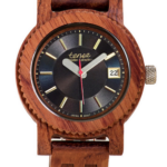 Mini Yukon Watch is made from 100% recycled and reclaimed wood