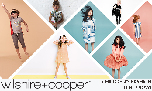wilshire + cooper is Mom's favorite store