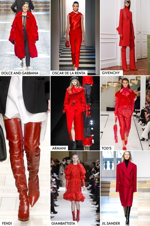 Elle Fashion Trends Fall 2017