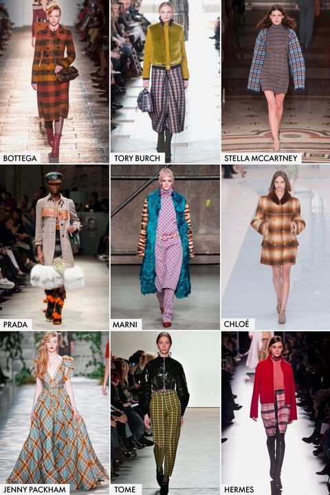 Elle Fashion Trends 2017 Fall