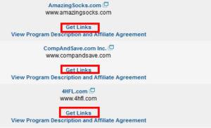 Get Links