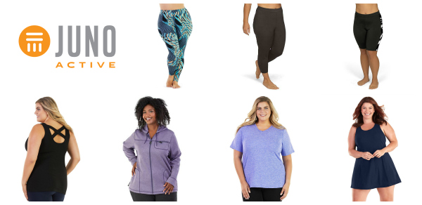 Introducing Juno ActiveWear