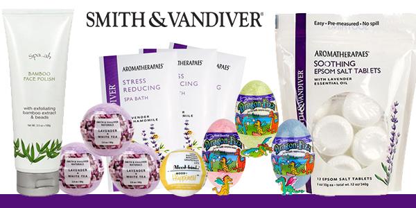 Smith & Vandiver skincare