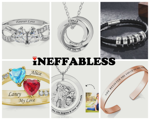 Ineffabless Jewelry